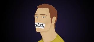 Paragraph 219a und 218: Warum schweigen wir Männer eigentlich die ganze Zeit?