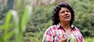"""Mord an honduranischer Aktivistin: """"Ihre Waffe war die Stimme"""""""