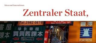 China: Zentraler Staat, dezentrale Technik