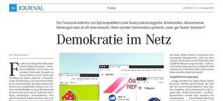 Demokratie im Netz