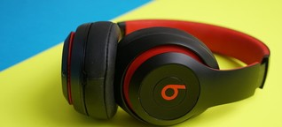 Beats Studio 3 Wireless: Apples ANC-Kopfhörer im Test