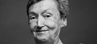 Christine Nöstlinger im Interview ohne Worte
