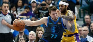 Luka Doncic erobert die NBA