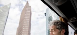 Boris Palmer in der Hauptstadt: Nach Berlin zum Minigolf