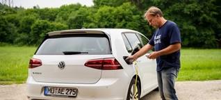 Deutschlands Elektro-Autonomer: Dieser Mann lebt off-the-grid - WIRED