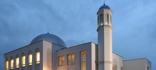 """""""Eine Moschee sorgt für Frieden"""""""