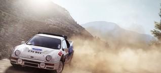 Rallye-Games: Renaissance der Dreckschleudern - ZEIT