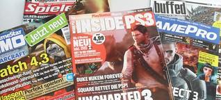 Spiele-Magazine in der Krise - T-Online