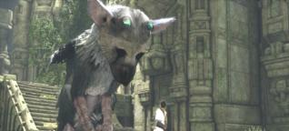 """Games-Messe E3: """"The Last Guardian"""" lebt - ZEIT"""
