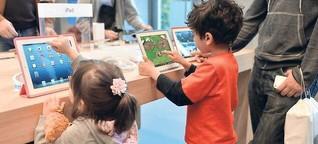 Mit Apps und Computerspielen fürs Leben lernen