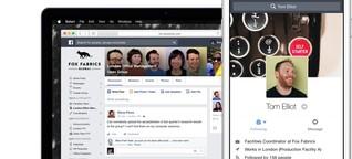 Dieses Facebook wird euch kein Chef verbieten - WIRED