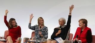 Expertinnen: Wenn auch mal Frauen die Welt erklären