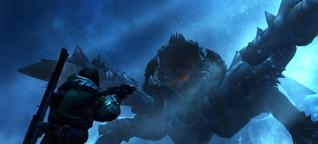 """Actionspiel: """"Lost Planet 3"""" ist nur was für beinharte Fans - WELT"""