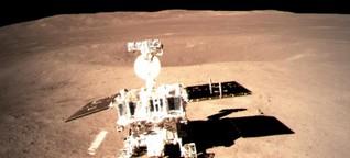 Vom Mond zum Mars: Chinas Griff nach den Sternen