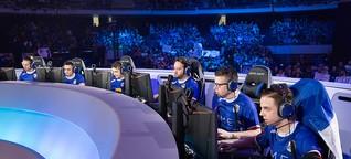 eSports 1: Neuer Fernsehsender für eSport-Fans startet! - COMPUTER BILD