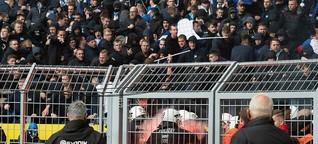 Konflikt zwischen Fanhilfe und Dortmunder Polizei schwelt weiter