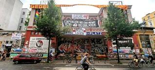 Nach G20-Krawallen: Rote Flora rechnet mit Durchsuchung