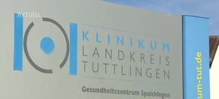 Bündnis wehrt sich gegen Schließung des Spaichinger Klinikums I SWR Aktuell BW