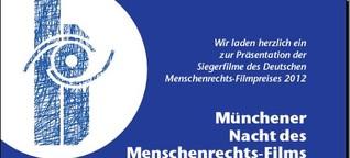 Online-Pr zum Deutschen Menschenrechtsfilmpreis