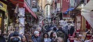 Rom stimmt über Maßnahme ab: Bürgergeld: Große Nachfrage, viele Probleme