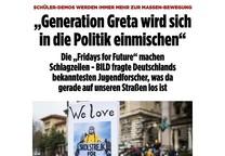 """""""Generation Greta wird sich in die Politik einmischen"""""""
