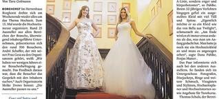 Alles rund ums Heiraten auf der Hochzeitsmesse Borghorst