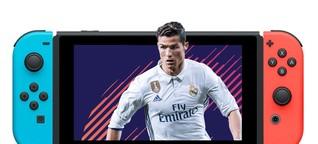 FIFA 18 für Nintendo Switch im Test - Launiger Hosentaschen-Kick - GamePro
