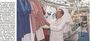 150 Jahre Wulff Textil-Service