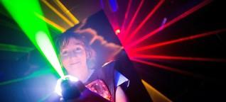 Laserspiel künftig erst ab 14 Jahren?