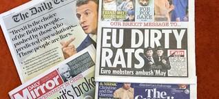 Brexit: Spaltung der britischen Medienlandschaft