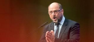 """Brexit-Talk bei """"Maischberger"""": Martin Schulz muss sich beherrschen"""