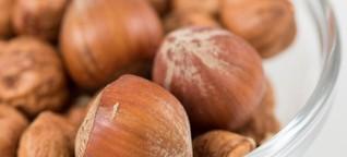 Nutella-Nüsse unter Verdacht - Giftige Pestizide bei Haselnuss-Anbau