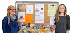Lebensmittel teilen statt wegwerfen