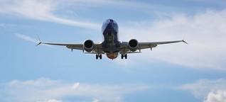 Boeing will Software der 737 Max 8 aktualisieren