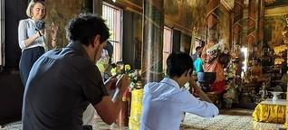 Mobile Journalism Training Kambodscha | KAS