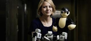 """Roboter verstärken Geschlechterklischees"""