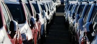 Dienstautos: Wie man zum Fuhrparkmanager wird