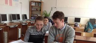 Vor Gericht in Kasachstan