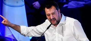 "Italiens Innenminister verklagt Anti-Mafia-Autor: Salvini ""will seine Gegner mundtot machen"""