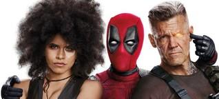 Kritik zu Deadpool 2 - Fast so dunkel wie bei DC