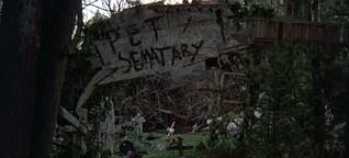 Vorsicht vor der Zombiekatze: Kritik zu Friedhof der Kuscheltiere