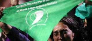 """""""Recht auf Abtreibung kommt eher früher als später"""""""