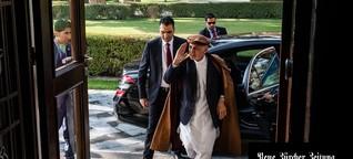 """""""Dies ist keine Hochzeit oder Party in Kabul"""": Taliban blasen Friedensgespräche wegen zu grosser Regierungsdelegation ab"""