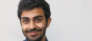 """Atheistischer Aktivist Amed Sherwan - """"Es muss normal sein, nicht mehr zu glauben"""""""