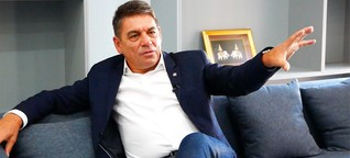Byton verliert Carsten Breitfeld an Iconiq Motors