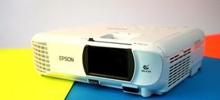Epson EH-TW650 im Test: Full-HD wie gedruckt
