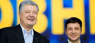 """Stichwahl Ukraine: Inmitten aller Verleumdungen unterschätzt Poroschenko die """"zweite Front"""""""
