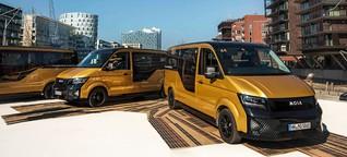 Moia auf dem Weg zu Europas größtem elektrischen Ridesharing Dienst