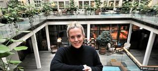 Begeisterte Community Managerin: Amanda Hosie von Mindspace