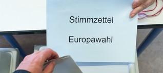 Wissenswertes zur Europawahl im Landkreis Dachau